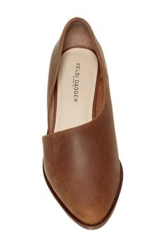 Aster Leather Flat by Kelsi Dagger Brooklyn on @nordstrom_rack