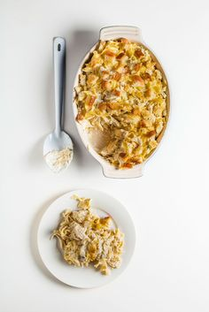 No-Shame Chicken Casserole