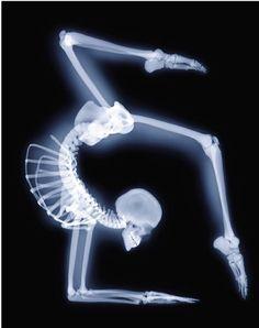 dance skeleton