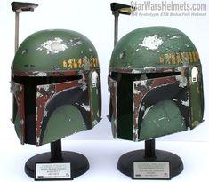 Master Replicas Boba Fett Helmet, Star Wars Boba Fett, Star Wars Ships, Star Wars Art, Mandolorian Armor, Star Wars Helmet, Mandalorian Cosplay, Pip Boy, Awesome Costumes