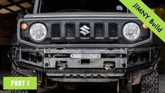 A Successful Test Installation! Suzuki Jimny, Offroad, Success, Off Road