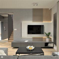 Modern Tv Room, Living Room Modern, Living Room Interior, Home Living Room, Living Room Decor, Tv Unit Furniture Design, Tv Unit Interior Design, Living Room Wall Units, Living Room Tv Unit Designs