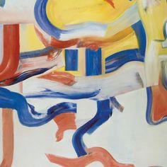 Willem de Kooning. Late Paintings