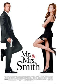 Mr. and Mrs. Smith,Sr. y Sra. Smith (2005)