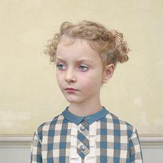 Portrait of Antonia by Loretta Lux