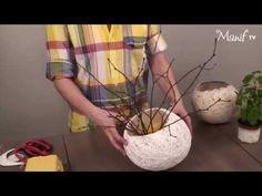 Как сделать папье маше своими руками. Правильно, быстро и легко! - YouTube