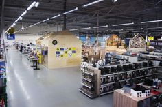 Makro Networkplace & instore communication by Brandnew, The Netherlands » Retail Design Blog