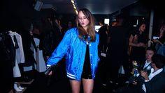 Event report : elle party x zalando : Welcome to the Zalando Fashion House of now at de shop on the rijnkaai. Moora van der veken