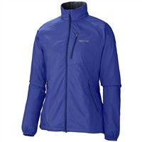 Marmot Stride Jacket - Women's - Blue Dusk