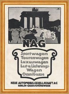 Neue Automobil Gesellschaft 1902