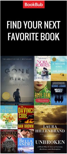 BookBub alerts millions of happy readers to free & discounted bestselling ebooks. I Love Reading, Reading Lists, Book Lists, I Love Books, Great Books, Books To Read, Never Be Alone, Reading Rainbow, Reading Material