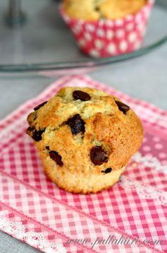 orange-chocolate muffins