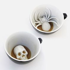 Creepy Cup