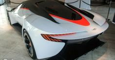 Aston Martin DP-100 Concept by Danny Hibbert   awesome rides   Pinterest   Posts, Martin o'malley and Aston martin