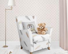 Owl, Owl gifts, Owl decor, Throw pillow, Peekaboo animals, Owl pillow, Safari, Nursery decor, Animal decor, Baby Shower, Owl gifts for home