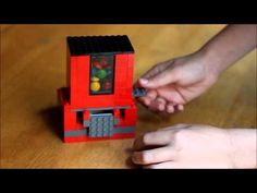 Awesome list of FUN LEGO Gifts to build. Make your own picture frames, camping lanterns, candy dispenser and more- all out of LEGO! Projects For Kids, Diy For Kids, Crafts For Kids, Arts And Crafts, Legos, Lego Candy, Lego Club, Lego Activities, Candy Dispenser