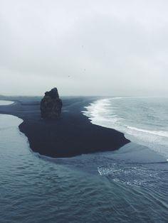 Iceland:Dyrhólaey