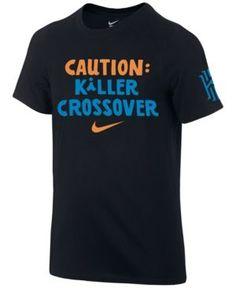 Nike Kyrie Irving Graphic-Print T-Shirt, Big Boys (8-20