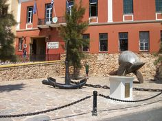 #WarMuseum #Chania Our Town, Crete, Beautiful Islands, Museums, Attraction, Old Things, Museum