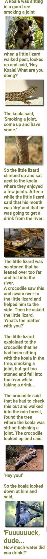 Crikey!!