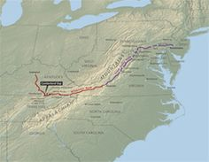 In the late 1700's most of the population in the United States was found east of the Appalachian Mountains. Early pioneers and settlers travelled along the historic Wilderness Road west into the wilderness of Kentucky through Cumberland Gap. By the early 1820's it is estimated that several hundred thousand people travelled this historic route westward.
