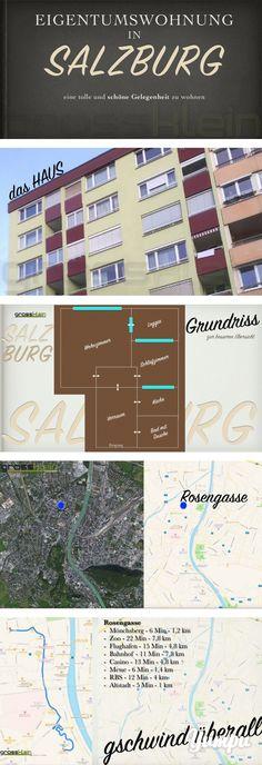 5020  Wohnen in Salzburg -  diese Wohnung ist einen Umzug  WERT!  - Magazine with 16 pages: Wohnen in Salzburg diese Wohnung ist einen Umzug  WERT!     Zentrale Wohnlage - LoggiaEigentum -  Anlagetauglich oder ideal zum Selber Wohnen!    Die Wohnung liegt in der Rosengasse und die Räumlichkeit gliedert sich folgendermassen auf.  Vorraum  Badezimmer mit Dusche  Schlafzimmerchen Küche  Wohnzimmer Loggia  Zur Wohnung gehört ein Keller und erfreulicherweise ein auch Autoabste... Salzburg, Superga, Living Room, Condominium, Moving Home, Basement, Homes, Centre