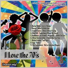 70s Music -- Love this too!