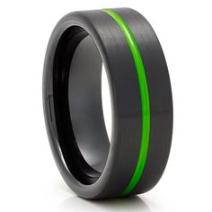 Green Tungsten Wedding Bands | Green Tungsten Wedding Rings – Clean Casting Jewelry Engraving Fonts, Laser Engraving, Flat Design, Tungsten Wedding Rings, Free Ring, Tool Steel, Band Engagement Ring, Tungsten Carbide