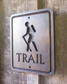 Image result for national parks hiking trail signs
