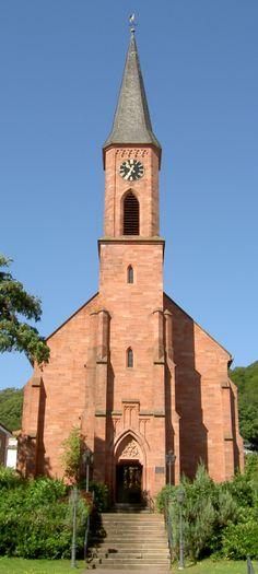 Rundgang durch die Altstadt :: 4 - Die Evangelische Stadtkirche