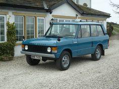 Range Rover Classic 2 Door – (1972)