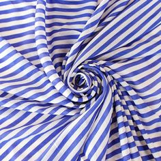 Sew Over It - Cotton Rayon fabric - Sail Away Stripe