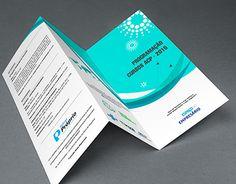 Folder Brochura - Associação Comercial do Paraná