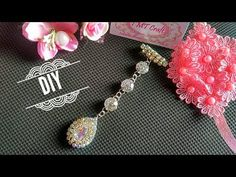 YouTube Chanel Brooch, Jewerly, Diy And Crafts, Craft Projects, Diy Jewellery, Hijabs, Beads, Diamond, Crafting