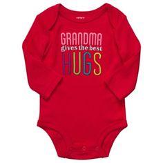 Carter's® Slogan Bodysuit – jcpenney Size 18 months - 24 months