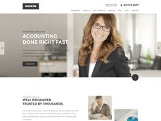 Bookme is a business free HTML template for business and entrepreneurs: Accountant, Architect, Attorney, Barber, Corporate Trainer, Mover, Therapist, Trainer and other purposes it has nice clean and simple design. This template is designed using HTML5, CSS3. Enjoy!