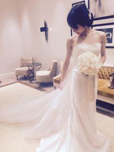 dress fitting♡