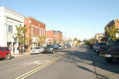 Boyne City district seeks spot on National Register Boyne City, Michigan, Street View, Places, Lugares