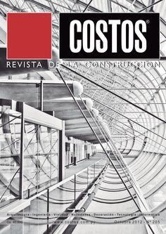 Revista Costos 205 -Octubre/2012: En su kiosco favorito. NO CONSTRUYA SIN CONSULTARLA. ACCEDA A TODOS LOS PRECIOS DE MATERIALES Y MANO DE OBRA. TODOS LOS RUBROS DE LA CONSTRUCCIÓN.