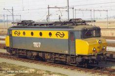 Locomotive, Dutch, Diesel, Train, Trains, Historia, Nostalgia, Levitate, Netherlands