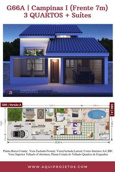 Indian House Plans, Best House Plans, Small House Plans, Bungalow House Design, Bungalow House Plans, House Floor Plans, Home Door Design, Home Design Plans, House Construction Plan