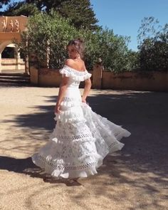 """Grace Loves Lace """"Coco"""" Gorgeous Embroidered Lace Bohemian Off Shoulder A-Lane Wedding Dress / Bridal Gown. Dress by Grace Loves Lace Top Wedding Dresses, Wedding Dress Trends, Bohemian Wedding Dresses, Cheap Wedding Dress, Bridal Dresses, Wedding Gowns, Lace Wedding, Mexican Wedding Dresses, Off Shoulder Wedding Dress Bohemian"""