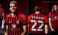 AFC Bournemouth 2021/22 Umbro Kits
