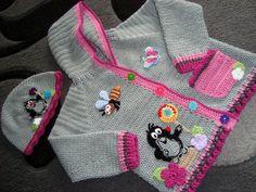 Detské oblečenie - Svetríček - 2795393
