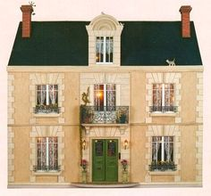 dollhouse for real dream home inspiration