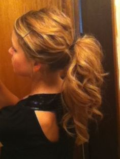 Quick up-do