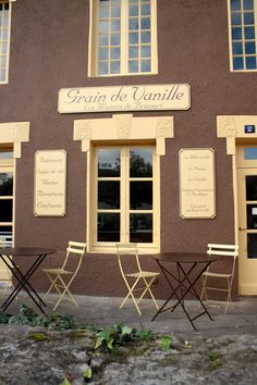 CANCALE // Grain de Vanille #eat #france #millefeuille (order in advance)