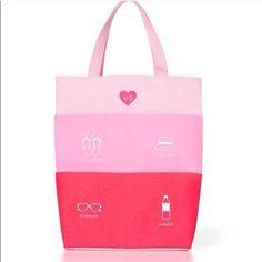Brand New Victoria'S Secret Pink Tote
