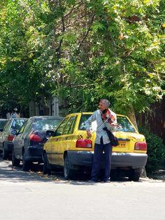 Violinist in Tehran, Yousefabad