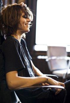 Fun hair cut medium